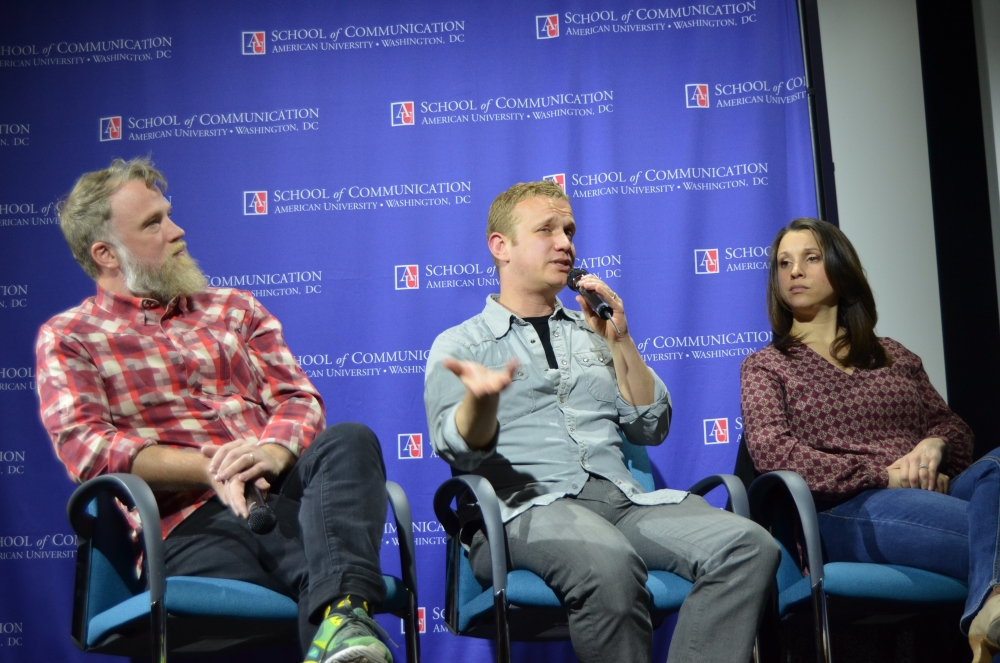 Former White House media staffers discuss their experiences