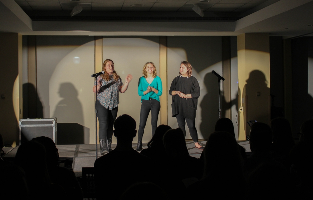 """Breaking Ground Monologues"" brings powerful performances"