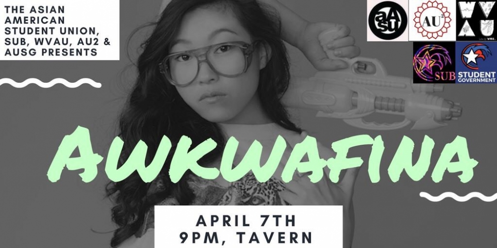 Preview: AASU Presents: Awkwafina