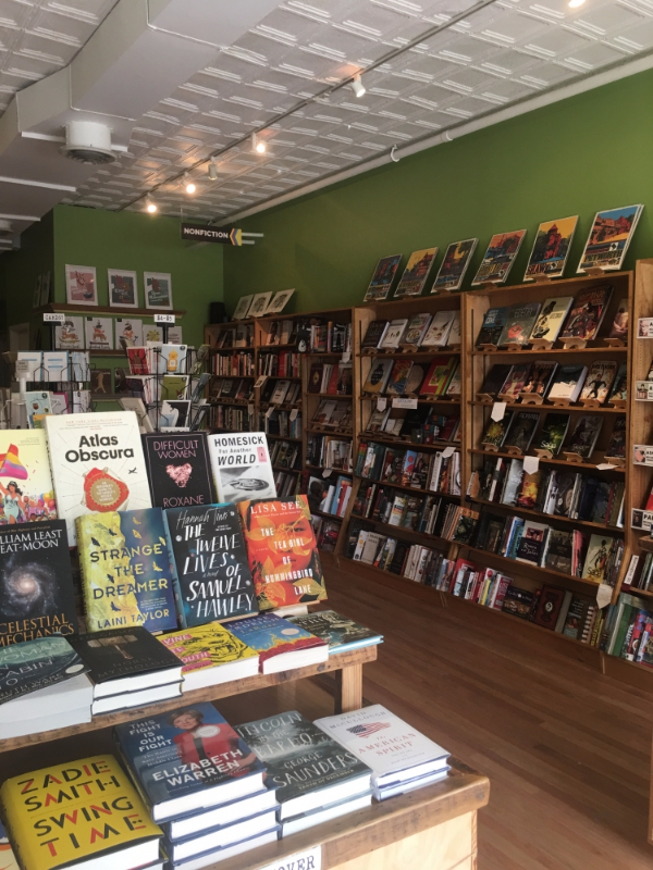 Five D.C. bookstores you should check out this weekend