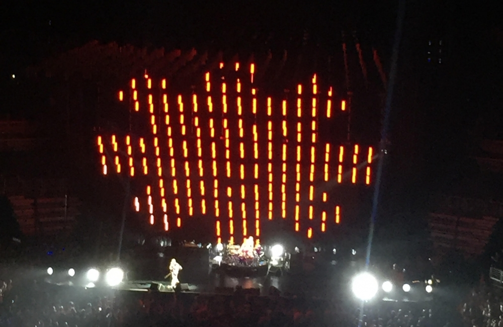 Concert Review: Red Hot Chili Peppers
