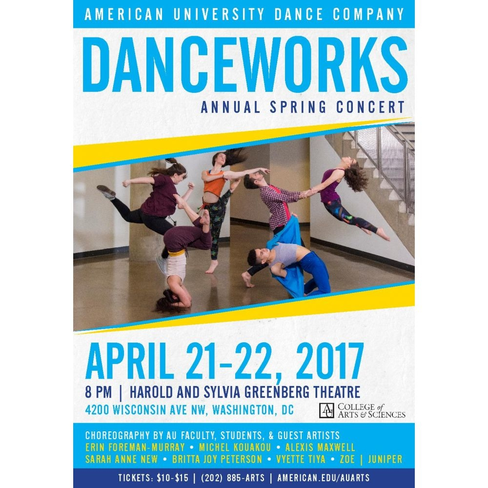 AU Dance Company brings fresh perspectives with spring concert