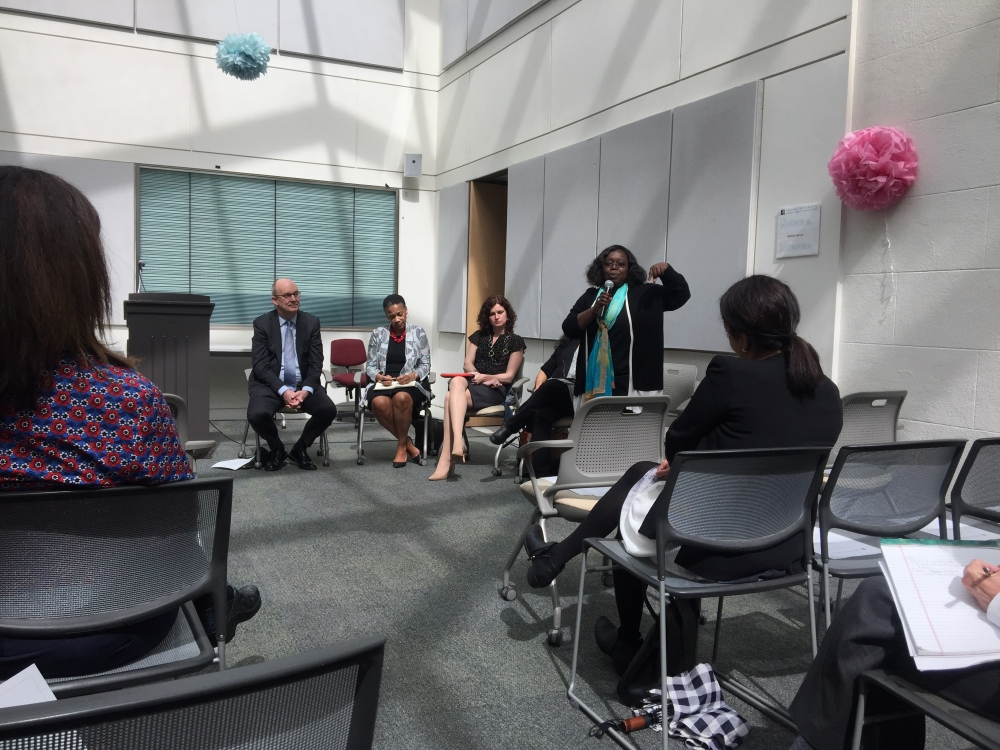 Town hall focuses on redesigning student support services