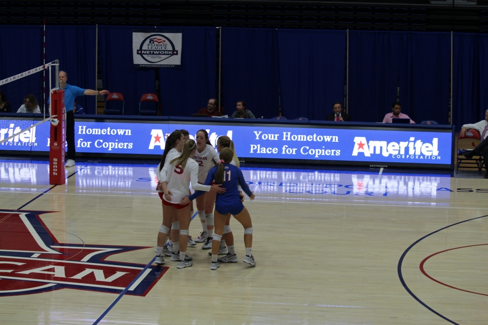 How AU volleyball plans to make it back to the NCAA tournament