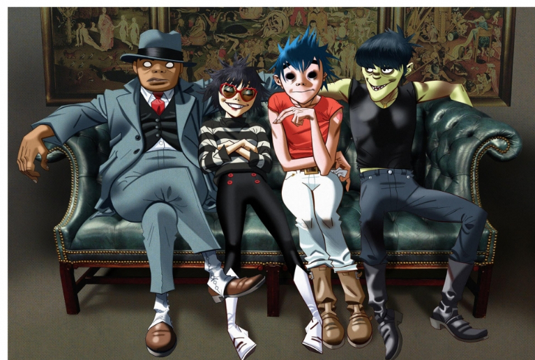 Concert Preview: Gorillaz