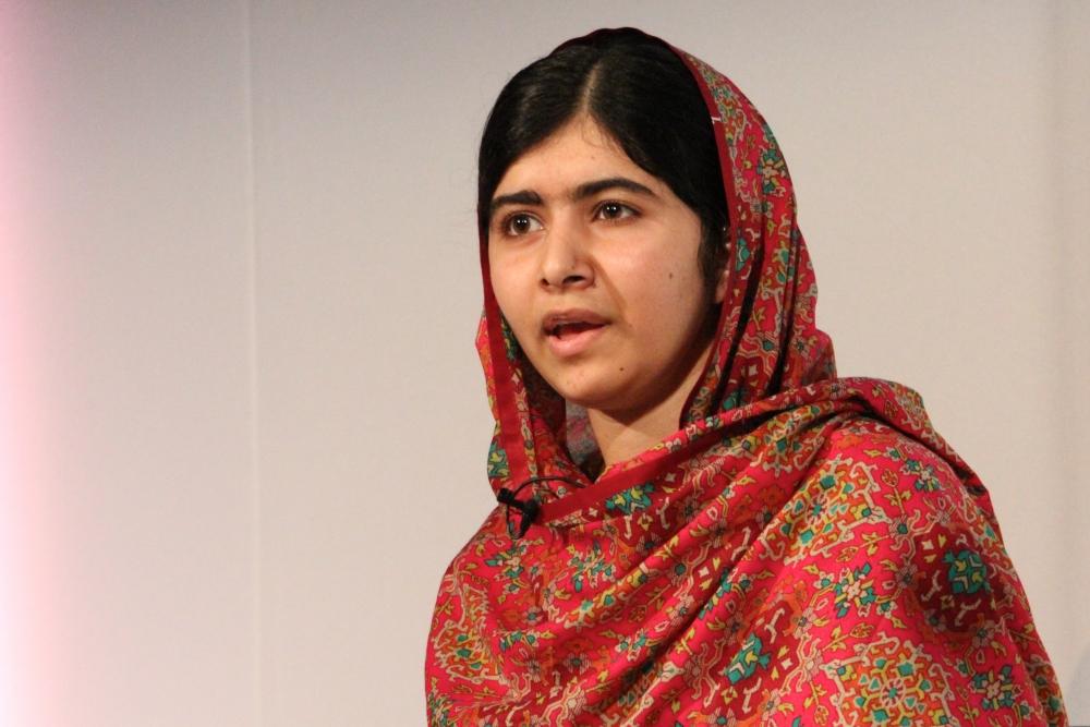 Malala Yousafzai named 2017 Wonk of the Year