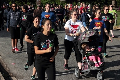 The Homeless Children's Playtime Project to host annual 'Heroes of Play 5K'
