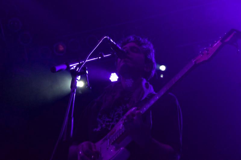 Concert Review: Brooklyn-based indie rock group Beach Fossils awaken sleepy listeners
