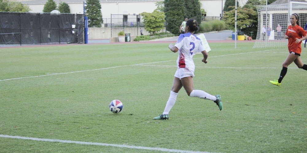 Women's soccer falls 3-0 in final game of season