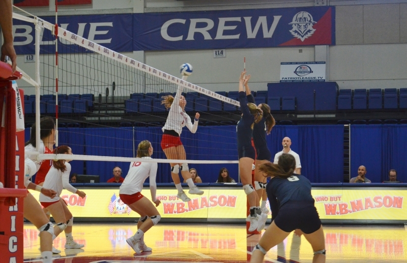 Preview: Volleyball hosts Patriot League Tournament this weekend