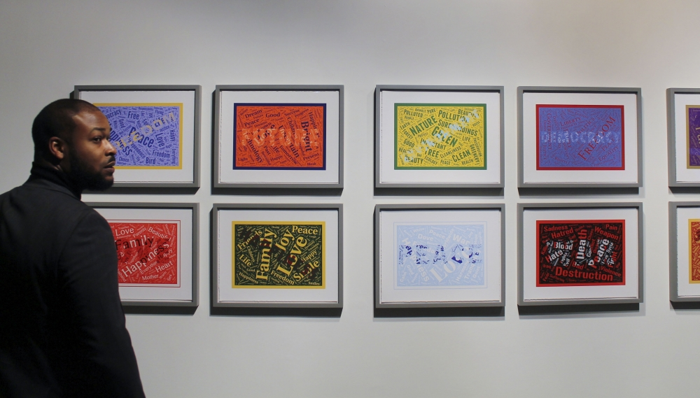 Katzen's winter exhibition features six local artists