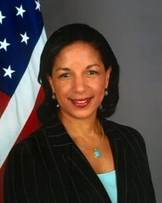 Susan Rice to guest coach women's basketball Saturday