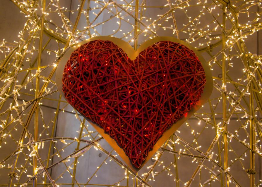 Ten ways to spend Valentine's Day in the District