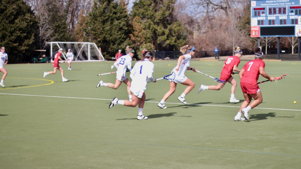 Women's lacrosse loses season opener 13-6