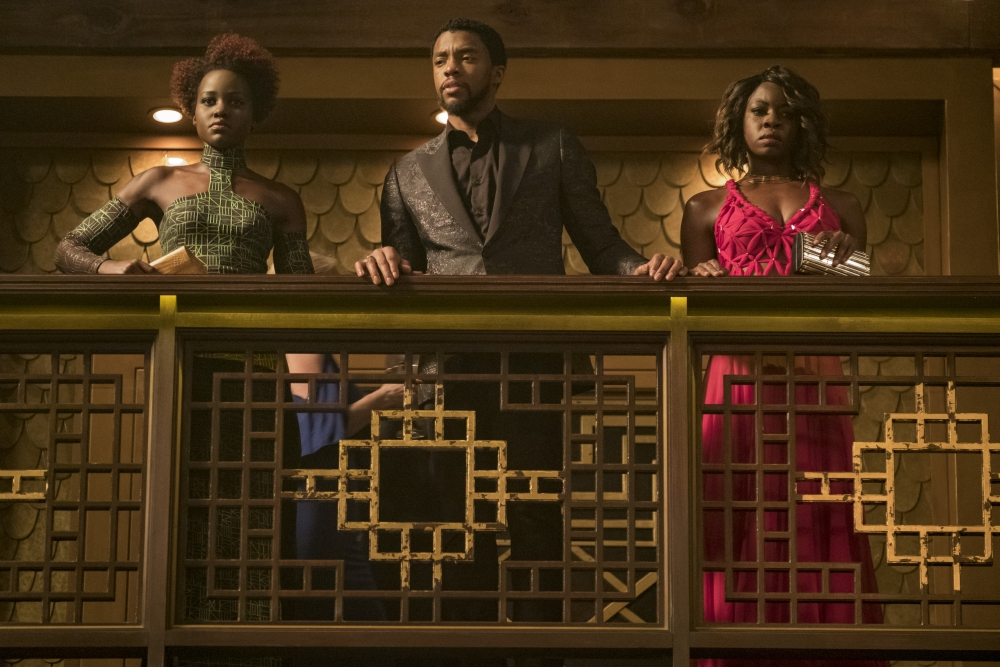 Appreciating African culture through fashion in 'Black Panther'