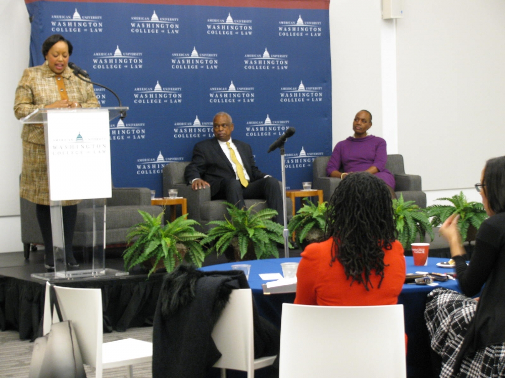 Civil rights leaders address voting rights, mass incarceration at WCL event