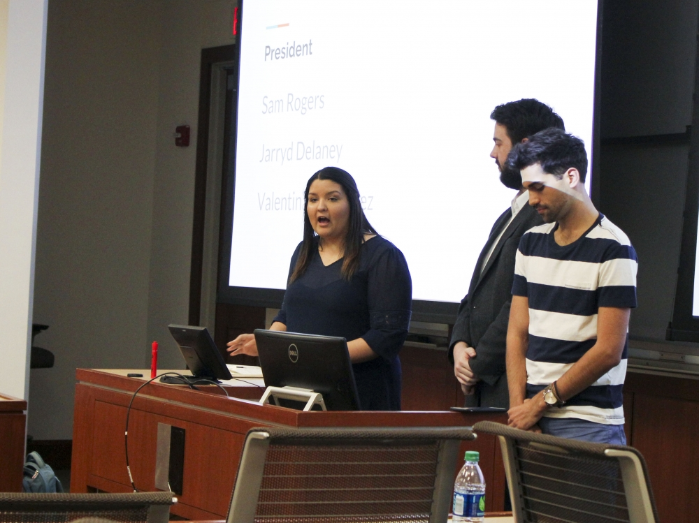 Student government candidates discuss transparency, diversity at College Democrats forum