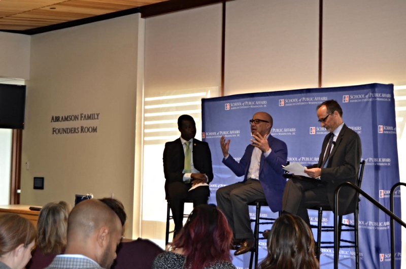 Ford Foundation president shares views on inequality, justice at KPU event