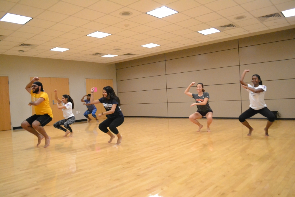 Student-run clubs highlight dance forms from around the world