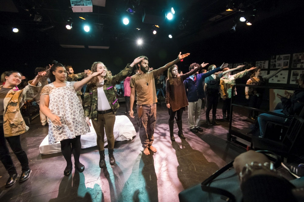 Student theater groups grapple with lack of performance space