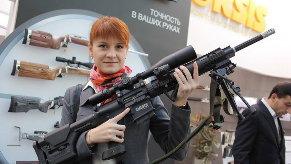 Accused Russian Agent Maria Butina Traded Sex for Influence, Prosecutors Say