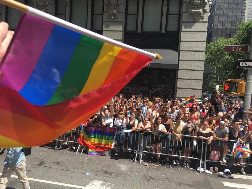 A glimpse into Pride fashion
