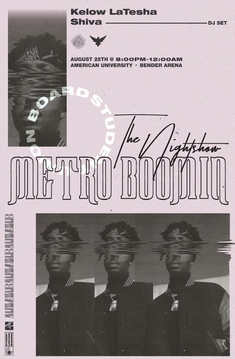 SUB announces Metro Boomin as headliner for Welcome Week show