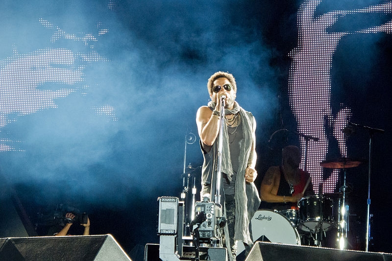 Lenny Kravitz to perform at the Anthem on Sept. 24