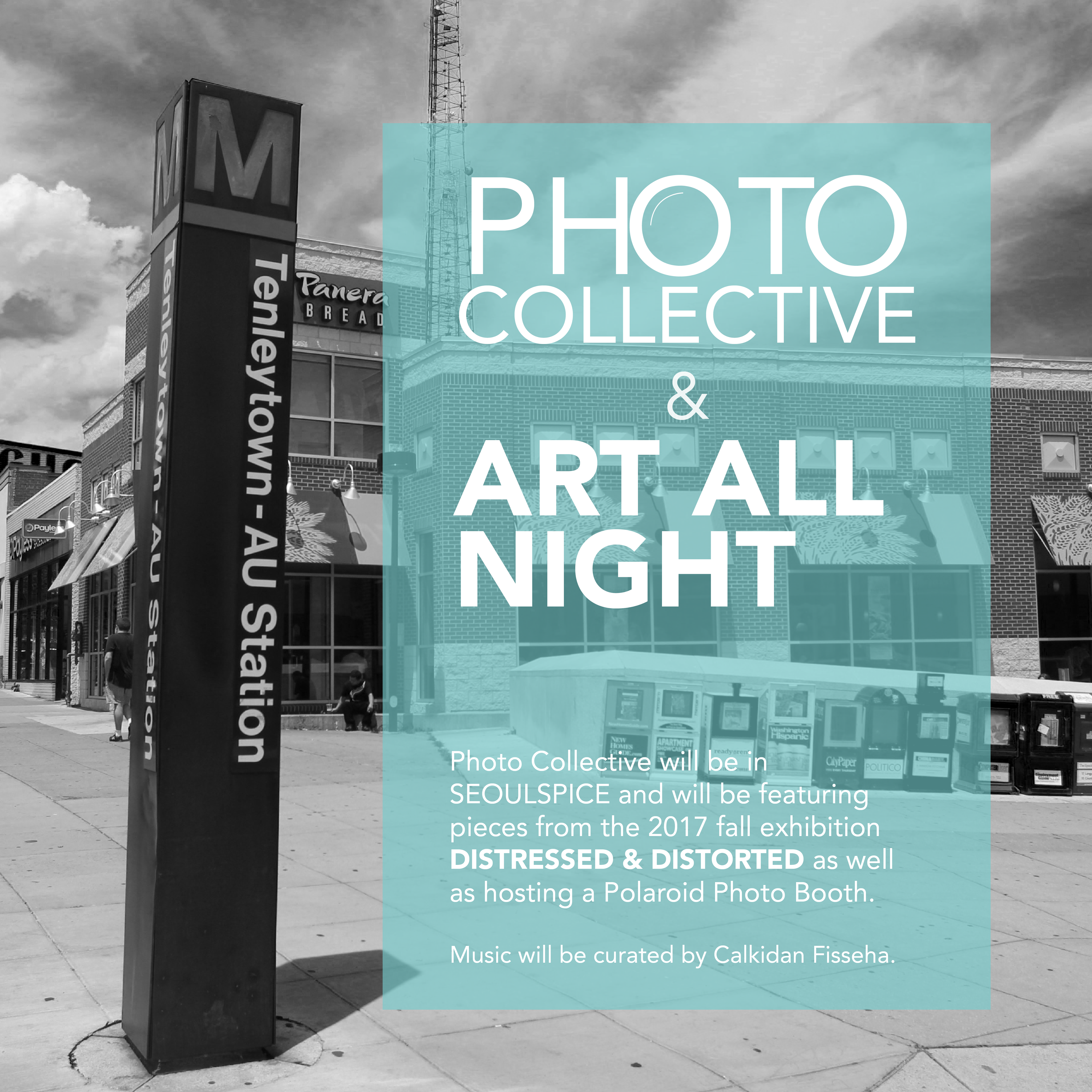 AU Photo Collective will feature student work in Art All Night Tenleytown event
