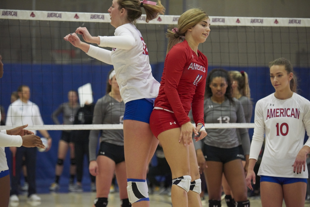 Patriot League's defending Libero of the Year Kristen Largay reflects on college career
