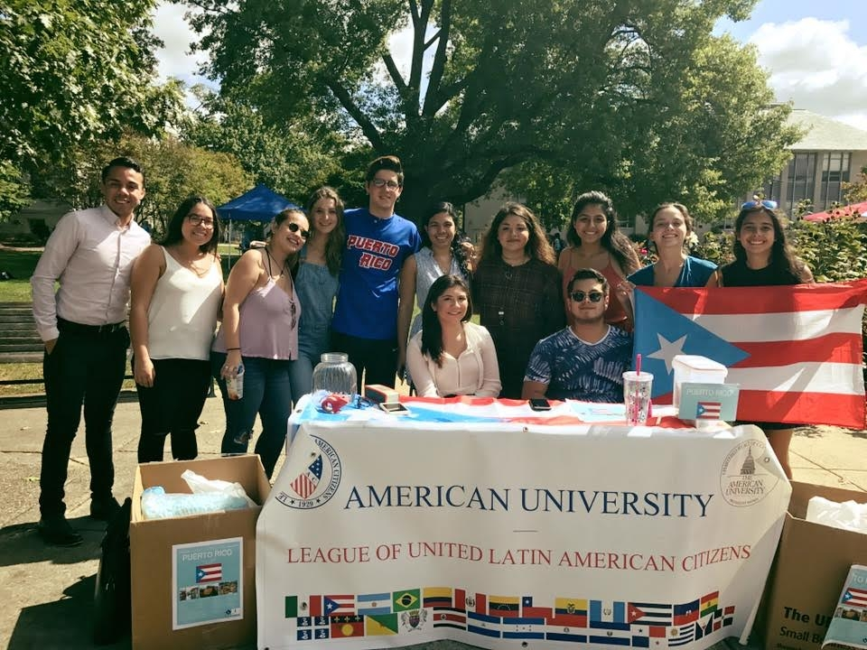 Puerto Rican students establish university-recognized group to build community, raise money for island
