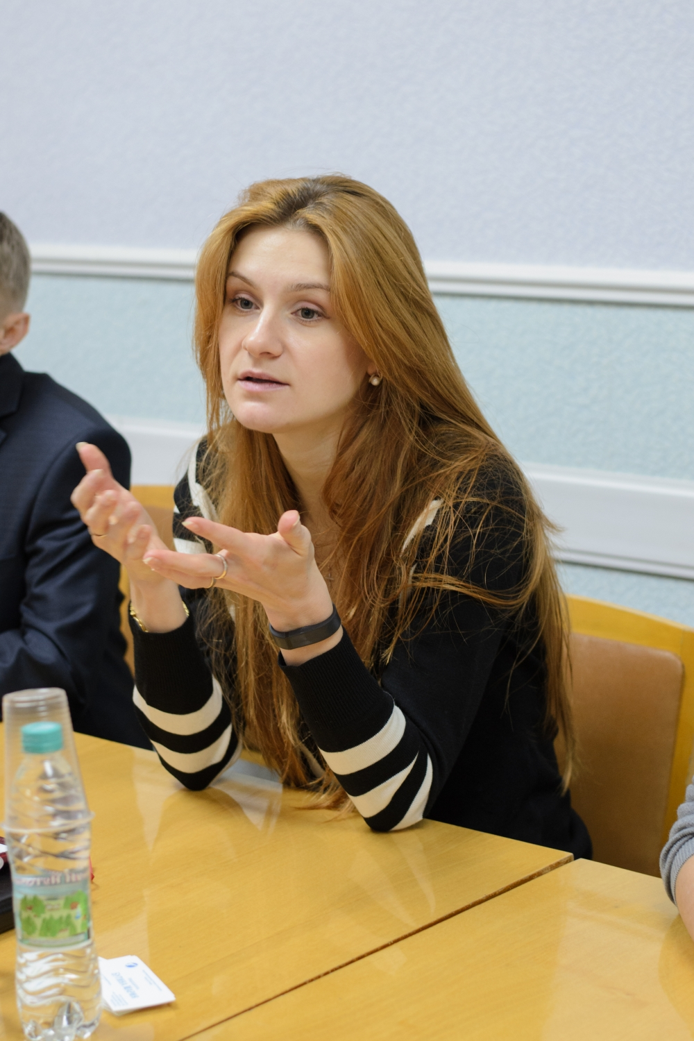 Butina's lawyers given go-ahead to subpoena for student records