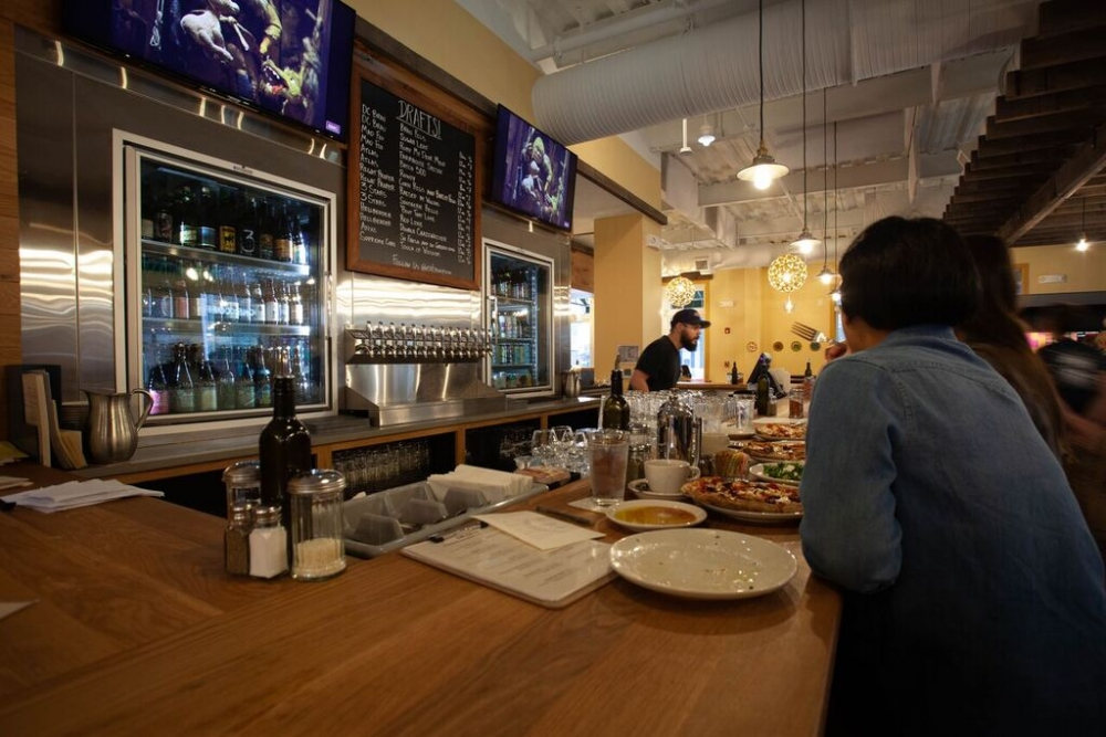 Pizzeria Paradiso opens fifth location in Spring Valley