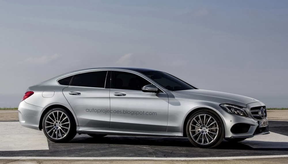 Mercedes-Benz CLF Light Fastback Coupe