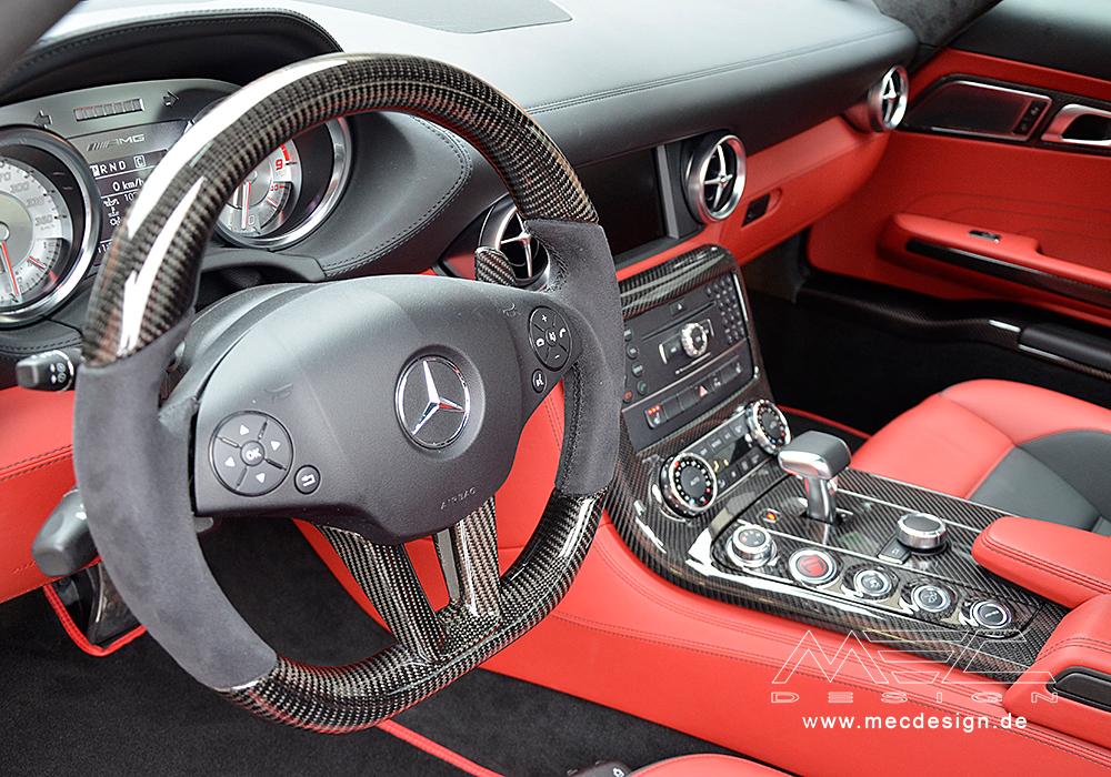 mec design mercedes sls roadster