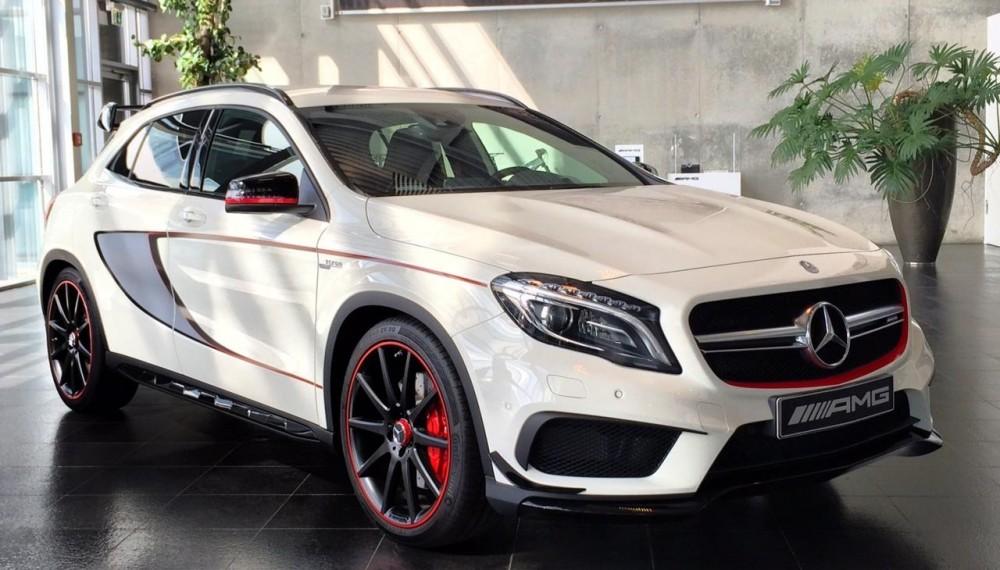 Mercedes AMG Affalterbach Showroom