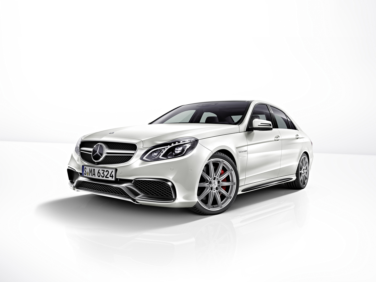 2014 Mercedes E63 AMG Opposites Attract Commercial