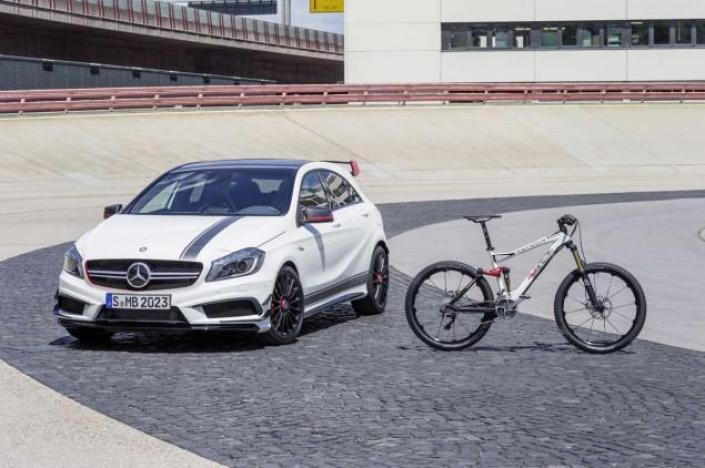 Mercedes AMG Bike A45 AMG