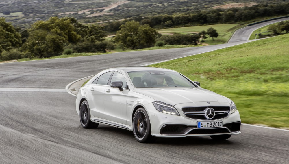 The New Generation Mercedes-Benz CLS Videos