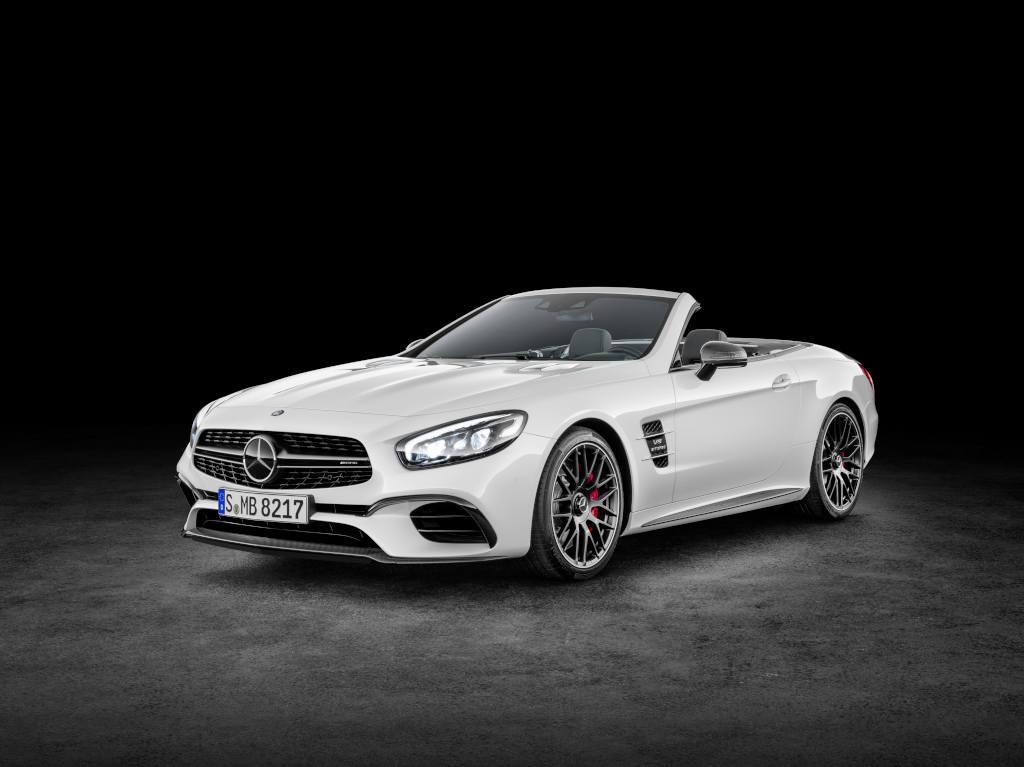 Mercedes-AMG SL63 & SL65 Detailed Look
