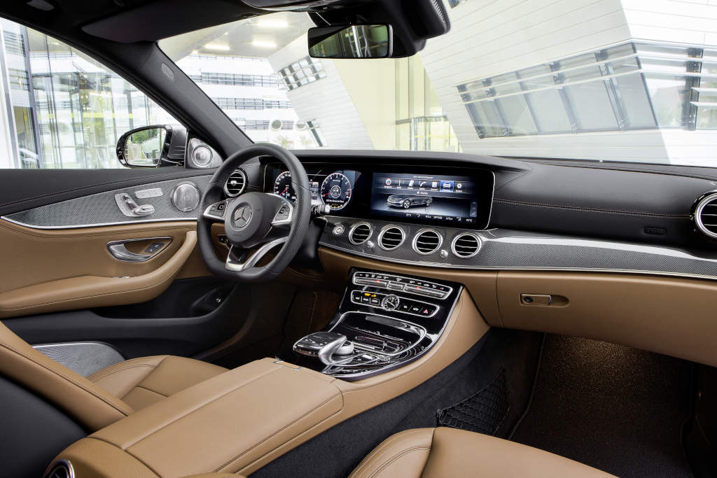 2017 mercedes-benz e-class – next level interior design   emercedesbenz