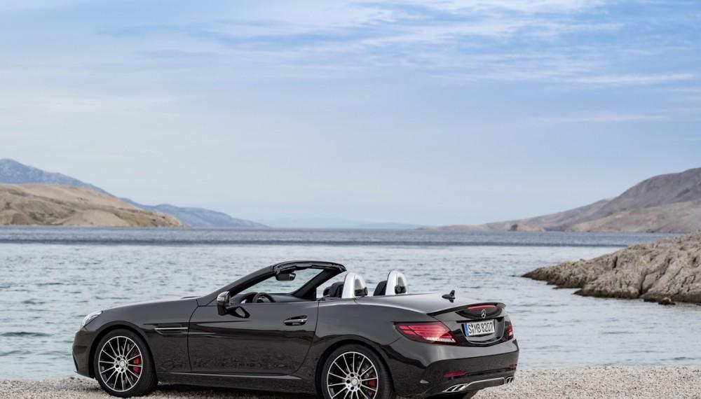Mercedes-AMG SLC43