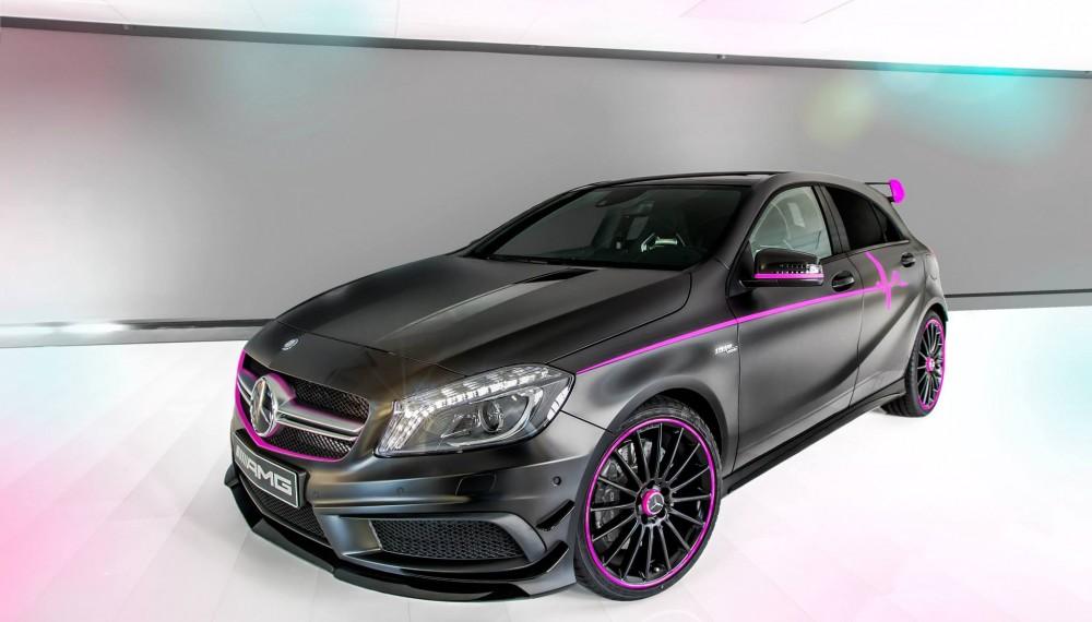 Pink Panther AMG