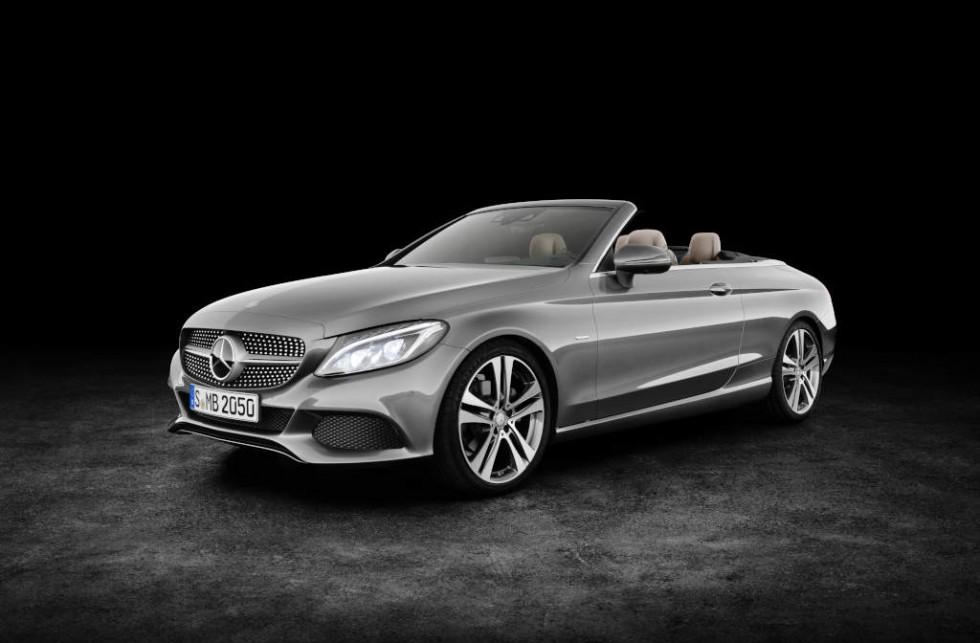 Mercedes-Benz C 220d 4MATIC Cabriolet Edition 1 ( A 205 )  2016