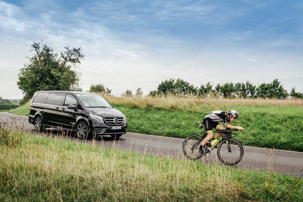 Jan Frodeno Ready to Compete in World's Toughest Ironman with Mercedes-Benz at His Side