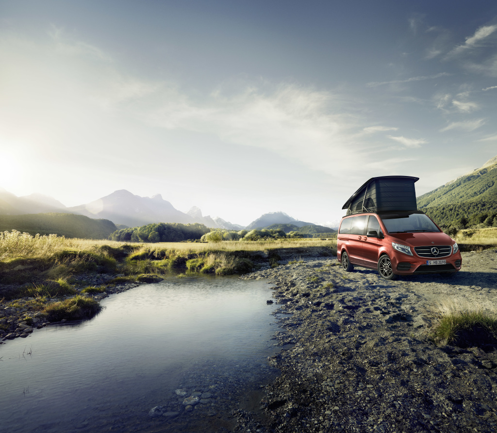 Mercedes-Benz Marco Polo Camper Van