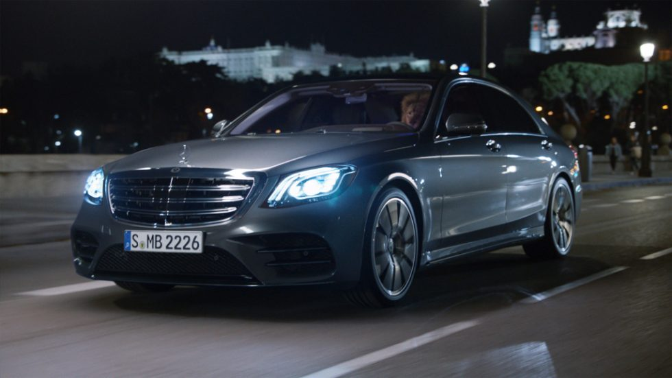 """No other vehicle in the luxury class is currently as intelligent as the new S-Class. With ""Feel Intelligent Drive"", we show in an entertaining and humorous way how the latest, intelligent technologies perfectly match the needs of driver and front passenger"", says Natanael Sijanta, Head of Marketing Communications at Mercedes-Benz Cars."