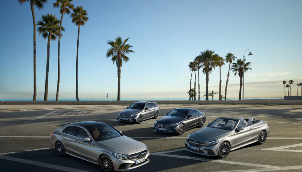 The new Mercedes-Benz C-Class family