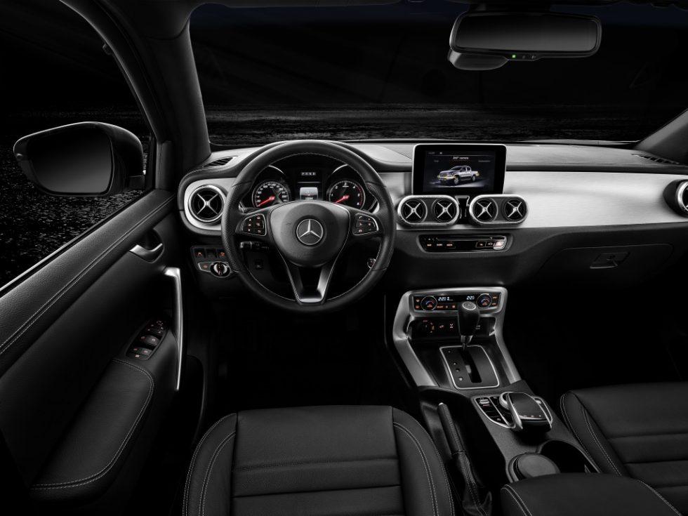 World premiere: Mercedes-Benz presents the X-Class