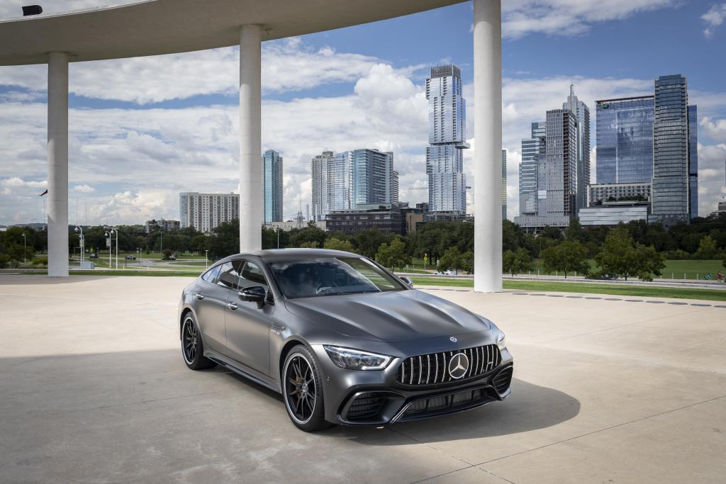 Highlights of the Mercedes-AMG GT 4-Door Coupé